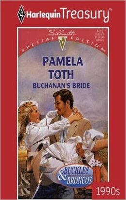 Buchanan's Bride (Buckles and Broncos Series)
