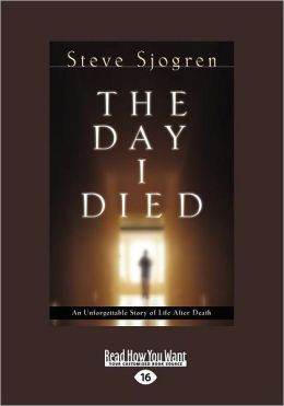 The Day I Died (Large Print 16pt)