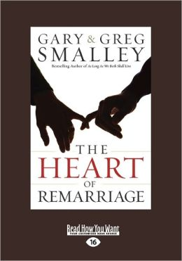 The Heart Of Remarriage (Large Print 16pt)
