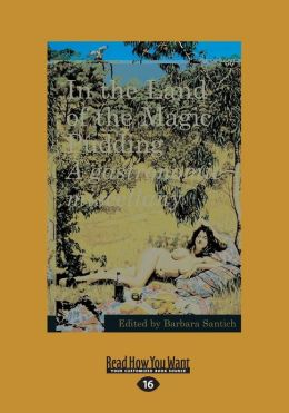 In the Land of the Magic Pudding: A Gastronomic Miscellany (Large Print 16pt)