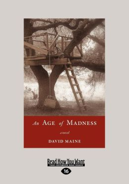 An Age of Madness: A Novel (Large Print 16pt)