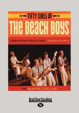 Fifty Sides of the Beach Boys (Large Print 16pt)
