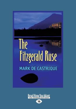 The Fitzgerald Ruse (Large Print 16pt)