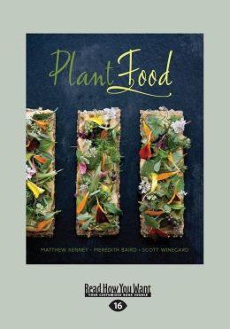 Plant Food: Photographs by Stacey Cramp (Large Print 16pt)
