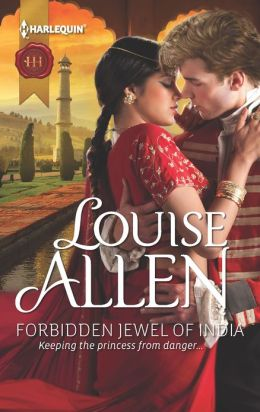 Forbidden Jewel of India (Harlequin Historical Series #1121)
