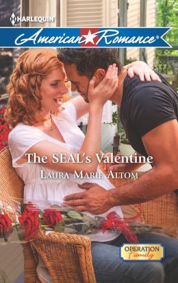 The SEAL's Valentine (Harlequin American Romance Series #1435)