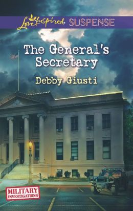 The General's Secretary (Love Inspired Suspense Series)