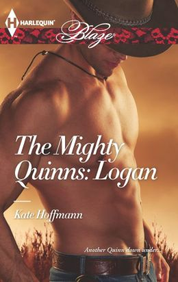 The Mighty Quinns: Logan (Harlequin Blaze Series #735)