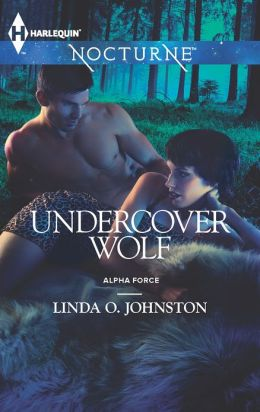 Undercover Wolf (Harlequin Nocturne Series #154)