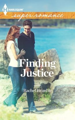 Finding Justice (Harlequin Super Romance Series #1835)