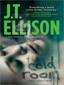 The Cold Room (Taylor Jackson Series #4)