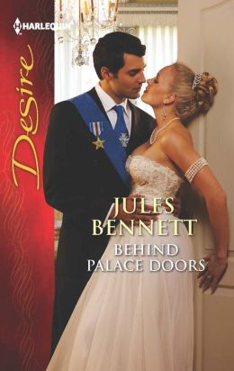 Behind Palace Doors (Harlequin Desire Series #2219)