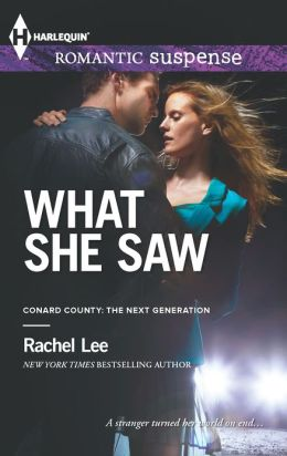 What She Saw (Harlequin Romantic Suspense Series #1743)