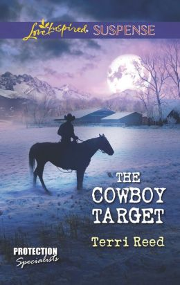 The Cowboy Target (Love Inspired Suspense Series)