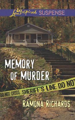Memory of Murder (Love Inspired Suspense Series)