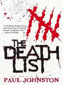 The Death List (Matt Wells Series #1)