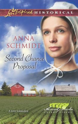 Second Chance Proposal (Love Inspired Historical Series)