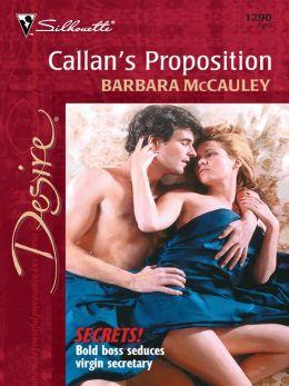 Callan's Proposition