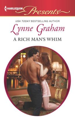 A Rich Man's Whim (Harlequin Presents Series #3137)