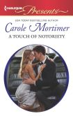 Book Cover Image. Title: A Touch of Notoriety (Harlequin Presents Series #3139), Author: Carole Mortimer