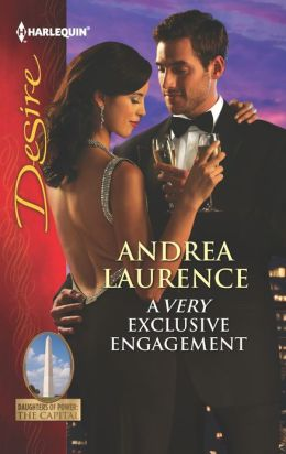 A Very Exclusive Engagement (Harlequin Desire Series #2228)