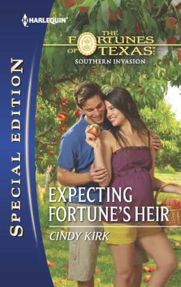 Expecting Fortune's Heir (Harlequin Special Edition Series #2258)