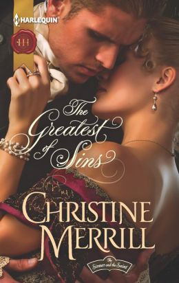 The Greatest of Sins (Harlequin Historical Series #1136)