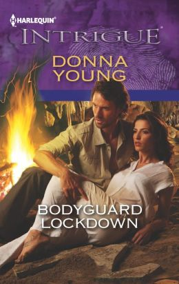 Bodyguard Lockdown (Harlequin Intrigue Series #1424)