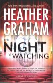 Book Cover Image. Title: The Night Is Watching, Author: Heather Graham