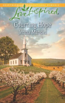 Courting Hope (Love Inspired Series)