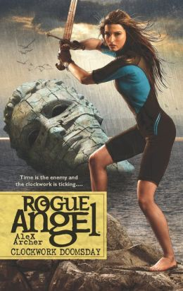 Clockwork Doomsday (Rogue Angel Series #43)