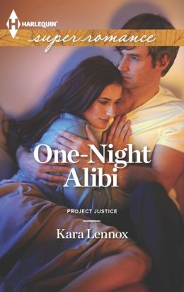 One-Night Alibi (Harlequin Super Romance Series #1862)