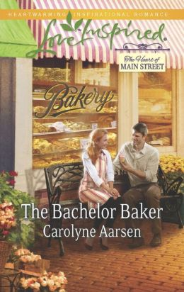The Bachelor Baker (Love Inspired Series)
