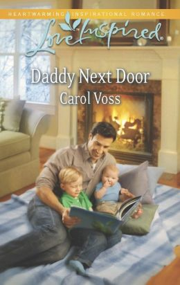 Daddy Next Door (Love Inspired Series)