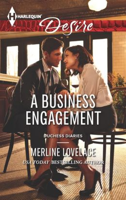 A Business Engagement (Harlequin Desire Series #2256)