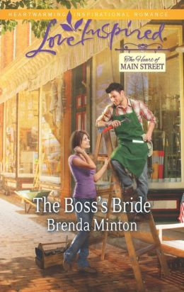 The Boss's Bride (Love Inspired Series)