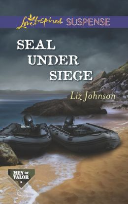 SEAL Under Siege (Love Inspired Suspense Series)