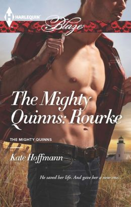 The Mighty Quinns: Rourke (Harlequin Blaze Series #768)