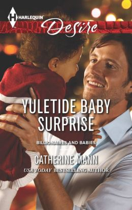 Yuletide Baby Surprise (Harlequin Desire Series #2257)