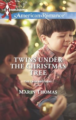 Twins Under the Christmas Tree (Harlequin American Romance Series #1469)