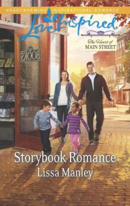 Storybook Romance (Love Inspired Series)