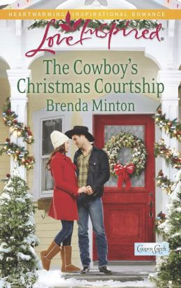 The Cowboy's Christmas Courtship (Love Inspired Series)