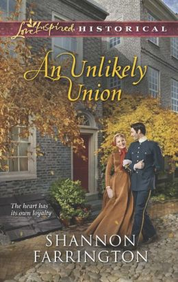 An Unlikely Union (Love Inspired Historical Series)