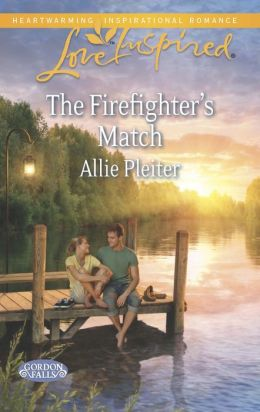 The Firefighter's Match (Love Inspired Series)