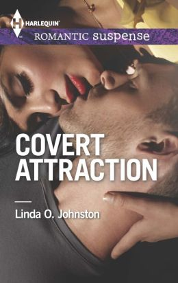 Covert Attraction (Harlequin Romantic Suspense Series #1782)