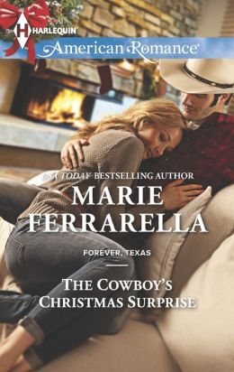 The Cowboy's Christmas Surprise (Harlequin American Romance Series #1478)