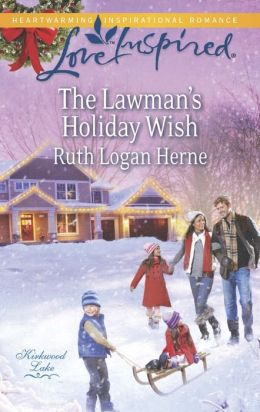 The Lawman's Holiday Wish (Love Inspired Series)