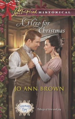 A Hero for Christmas (Love Inspired Historical Series)