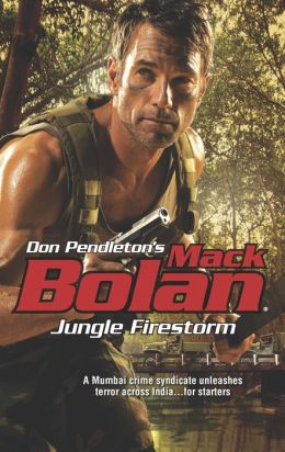 Jungle Firestorm (Super Bolan Series #163)