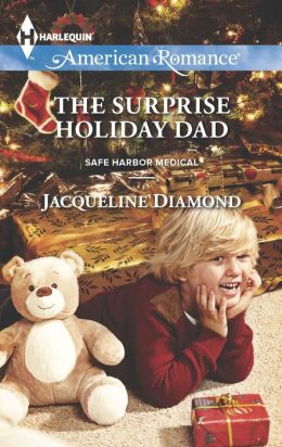 The Surprise Holiday Dad (Harlequin American Romance Series #1483)